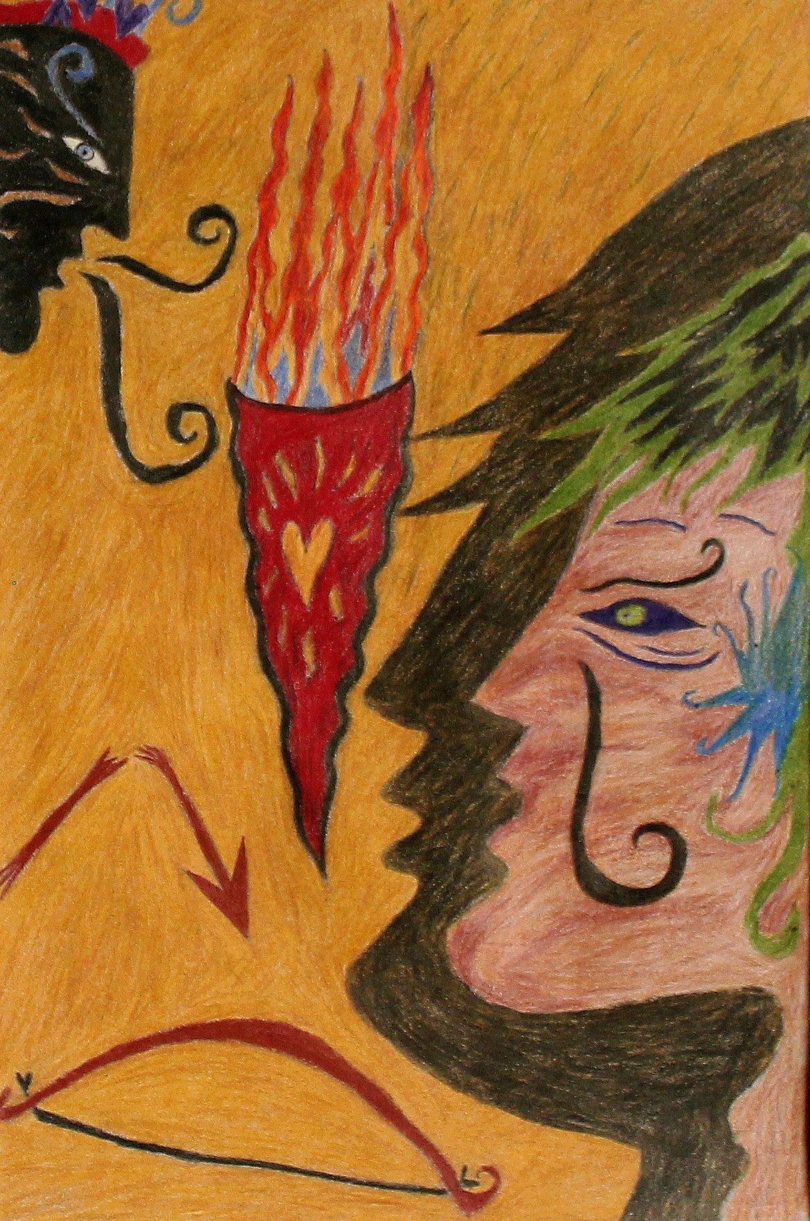 Flambeau par Alex Hays