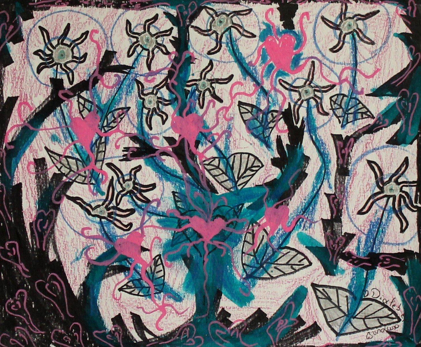 L'arbre liens par Arnaud Degouy