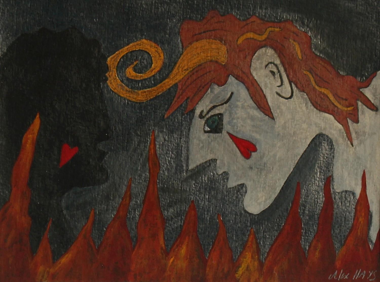 Diable d'amour par Alex Hays