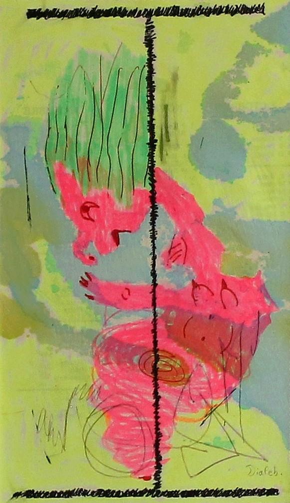 L'esprit de la sorcière par Arnaud Degouy